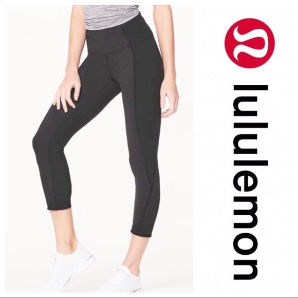 bd06a3fb65 lululemon athletica Pants | Rare Lululemon Highrise Luxtreme On Your ...